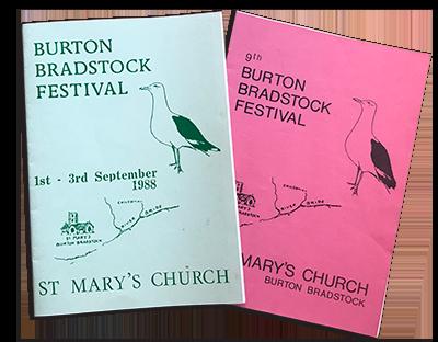 Early BBF programmes